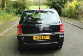 vauxhall Zafira 7 seater for Sale with reasonable price