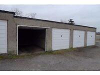 Single lock up garage or storage unit