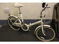Raleigh Compact Folder Bike