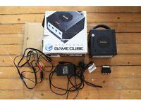 Gamecube (black)