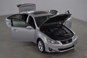 2012 Lexus IS 250 AWD Cuir*Toit Ouvrant Automatique