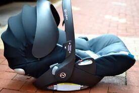 Cybex Cloud Q Car Seat in Blue