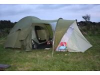 Coleman Arinos 6 Person Tent - like new