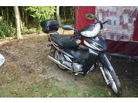 2008 Keeway partner 110cc
