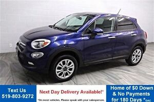 2016 Fiat 500X AWD! BLUETOOTH! ALLOYS! POWER PACKAGE! CRUISE CON