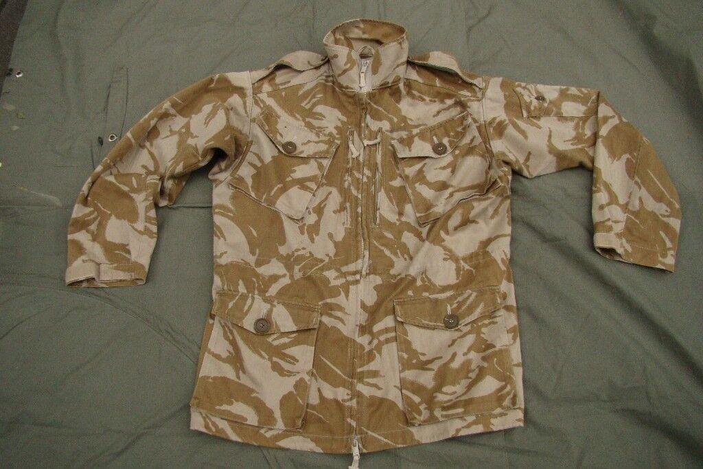 Gulf War 1 (1990) Issue Desert Temperate Field Jacket