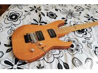 ESP Ltd M-1000SE Top of Range Super Strat Amazing Guitar Cost £1043 Three weeks ago!