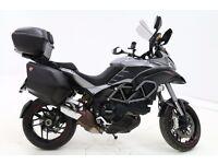 REDUCED!!! SAVE £500 2013 Ducati 1220 S Multistrada Granturismo --- PRICE PROMISE!!!