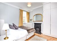A stunning two bedroom maisonetter with a large private garden, Althea Street, SW6