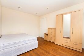 One Bedroom Flat with a Separate Kitchen so can be used as a Two Bedroom if you use the living room