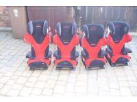Genuine Recaro Childs Car Seats