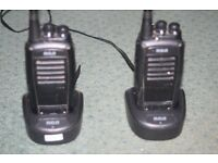 "RCA BR250U professional quality ""walkie-talkies"""