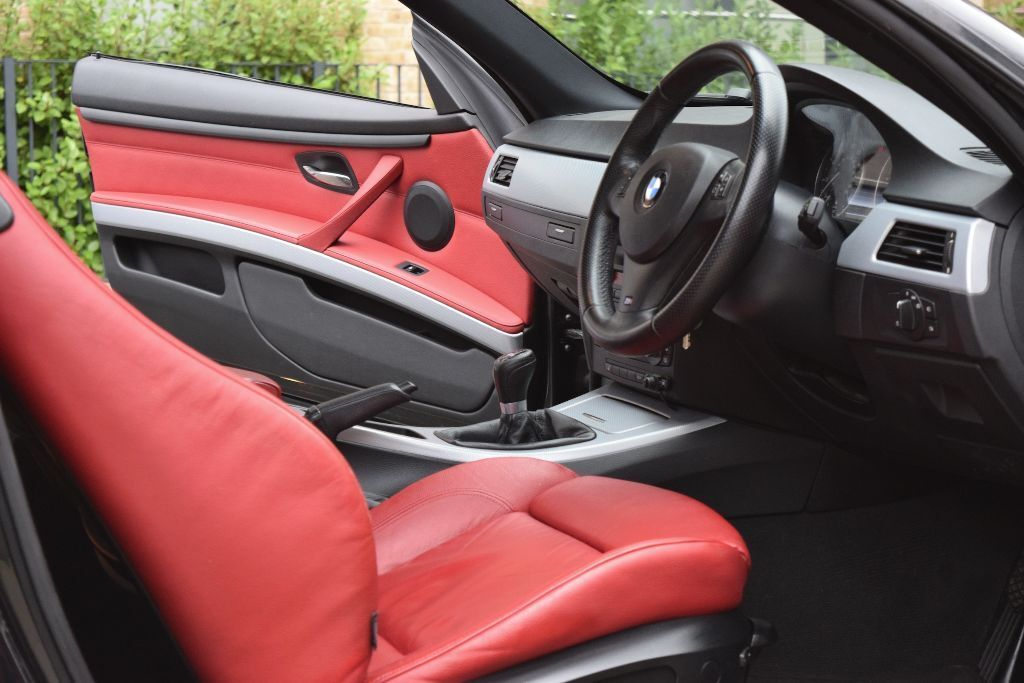 Bmw 3 Series Coupe 320d M Sport Dakota Red Interior In Limehouse London Gumtree
