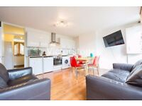 GREAT VALUE 4 DOUBLE BEDROOM APARTMENT FRONT AND BACK GARDEN STEPNEY GREEN BETHNAL GREEN QUEEN MARY
