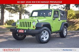 2013 Jeep Wrangler Sport, Air Conditioning, Accident free