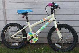 Gilrs Apollo 18 inch Wheel; Woodland Charm Childrens bike