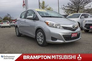 2014 Toyota Yaris LE A/C KEYLESS AUTO ONE OWNER AUX