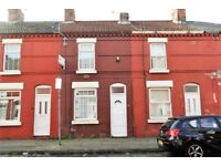 6 Ripon St, Walton. 2 bedroom mid terrace with GCH & DG, fitted kitchen & bathroom. LHA welcome.