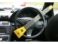 Stoplock HG 134-59 Steering Wheel Lock Security Anti Theft Lockable Device