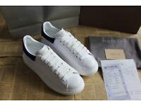 Alexander McQueen Sneakers Suede (Blue)