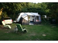 Outdoor Revolution compactalite pro carbon Awning