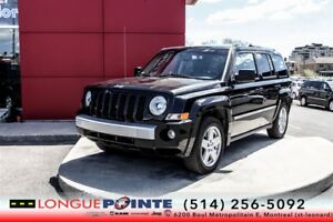 2010 Jeep Patriot LIMITED CUIR 87200KM