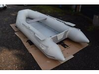 Boat - Inflatable, small RIB, 3.3M. Light, easy to use and fun!
