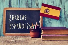 Private Spanish lessons | £15/h | First lesson free