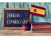Private Spanish lessons for adults, teens and children