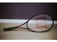 Wilson Graphite PWS Tennis Racket - 4 3/8