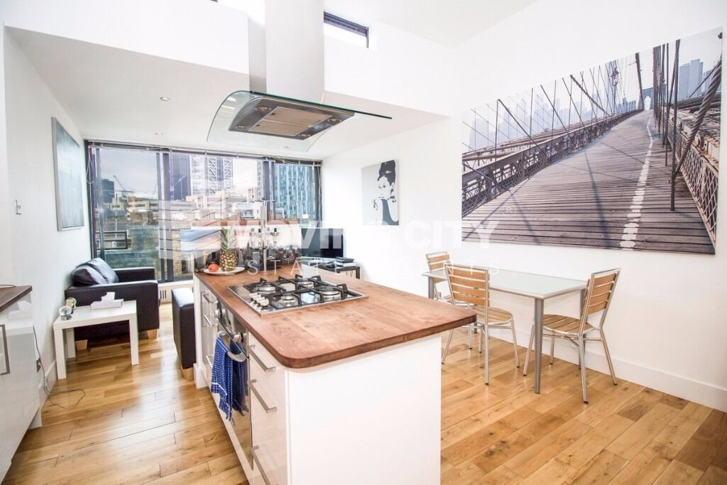 A LUXURY TWO BEDROOM FLAT TO RENT IN ALDGATE E1 VERY CLOSE TO BRICK LANE