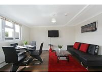 Spacious two bedroom apartment in Earls Court