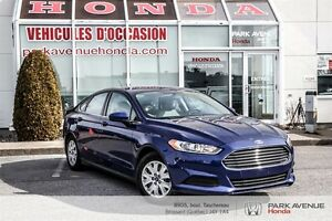 2013 Ford Fusion S * Berline * Automatique * Cruise * A/C