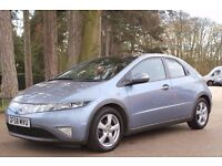Honda Civic 2.2 i-CTDi ES Hatchback 5dr FSH, 2 P KEEPERS