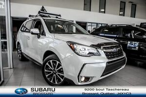 2017 Subaru FORESTER 2.0XT LIMITED DEMONSTRATEUR