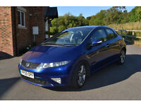 Honda Civic Si 2010 (59 plate) - 6 Months Tax - MOT Due 03/08/2017 - Open to offers