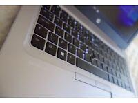 RRP £1100 - HP EliteBook 840 G3 Intel Core i7 14 Inches 8GB RAM 256GB SSD, Warranty, Windows 10