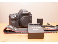 Canon EOS 5D Mark II 21.1MP Digital SLR Full Frame Camera - Body Only