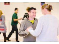 Social Ballroom dance classes (Beginners), Broxburn