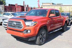 2016 Toyota Tacoma DOUBLE CAB  TOYOTA TACOMA, 1 PROPRIO, JAMAIS
