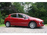 Peugeot 1.6HDI Envy 5 Door **** LOW MILEAGE**** Registered 31/12/10.*****