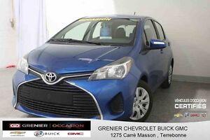 2016 Toyota YARIS LE *ÉCRAN TACTILE*