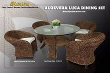 LUCA SET OF 5 PCS WITH ALOEVERA TUB CHAIR Dandenong South Greater Dandenong Preview