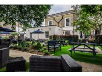 Sous Chef needed at The Canonbury Tavern in Islington N1- Beautiful gastro pub with huge garden