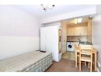 NEW TO THE MARKET RECENTLY REFURBISHED STUDIO WITH BILLS INCLUDED, CLOSE TO GOLDERS GREEN TUBE