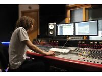 Studio Recording, Mixing and Mastering Services