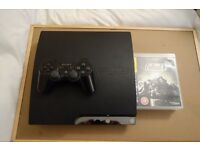 PS3 Console with controller & Games