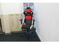 noblechairs EPIC Real Leather Gaming Chair - bargain
