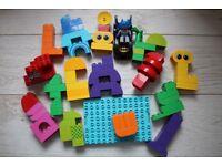Lego Duplo plus Batman Approx 80 pieces