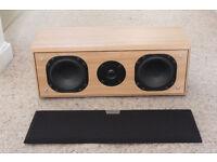 Eltax floor and centre speakers